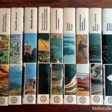 Enciclopedias de segunda mano - ENCICLOPEDIA TEMÁTICA PLANETA - 9 TOMOS - 1975 - VER LISTADO DE TEMAS - 90843010
