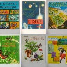 Enciclopedias de segunda mano: ENCICLOPEDIA EN COLORES. TIMUN MAS. 10 TOMOS VOLUMENES. . Lote 91387660
