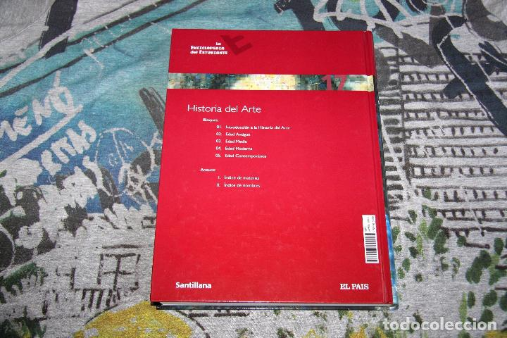 Enciclopedias de segunda mano: La Enciclopedia Del Estudiante - Tomo 17 - Historia del Arte - Editorial Santillana - EL PAÍS - Foto 2 - 91668640