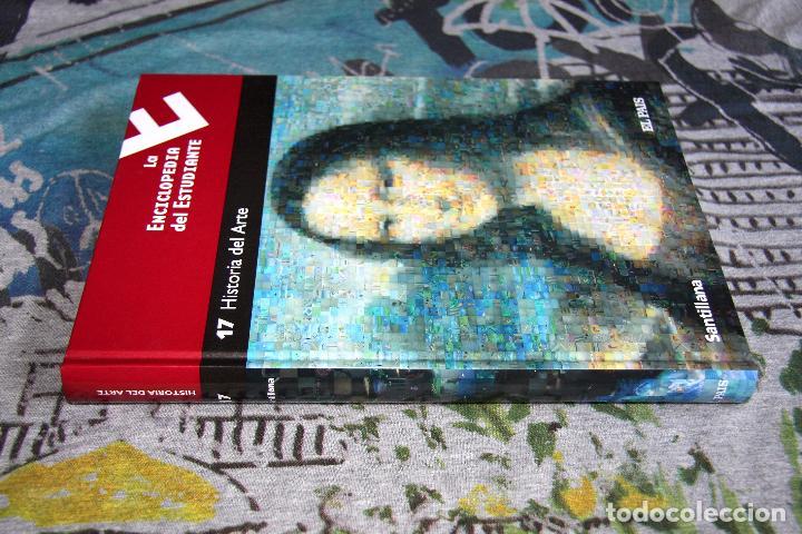 Enciclopedias de segunda mano: La Enciclopedia Del Estudiante - Tomo 17 - Historia del Arte - Editorial Santillana - EL PAÍS - Foto 3 - 91668640