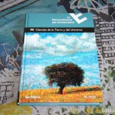 Enciclopedias de segunda mano: LA ENCICLOPEDIA DEL ESTUDIANTE - TOMO 10 - CIENCIAS DE LA TIERRA Y DEL UNIVERSO - SANTILLANA EL PAÍS. Lote 91668730