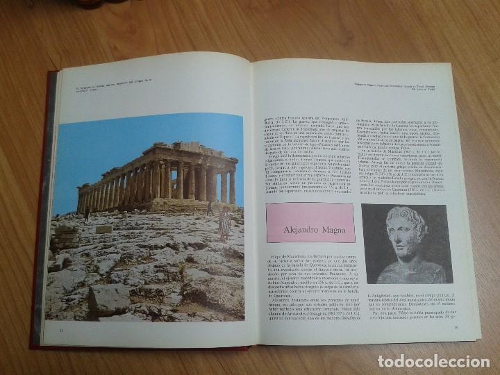 Enciclopedias de segunda mano: Enciclopedia completa ( 12 Tom ) Maravillas del saber - Consultor didáctico - Credsa Ediciones, 1976 - Foto 5 - 92126680