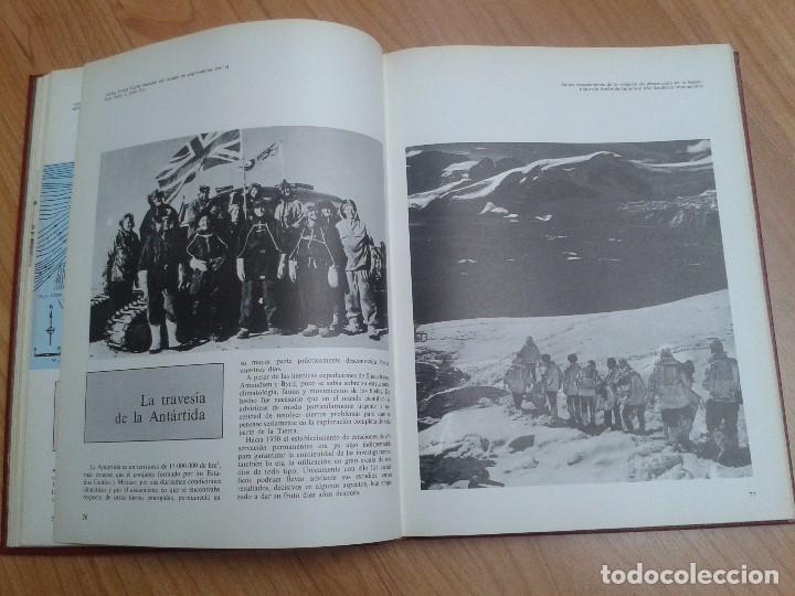 Enciclopedias de segunda mano: Enciclopedia completa ( 12 Tom ) Maravillas del saber - Consultor didáctico - Credsa Ediciones, 1976 - Foto 12 - 92126680