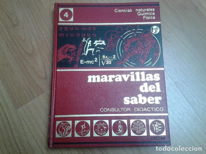 Enciclopedias de segunda mano: Enciclopedia completa ( 12 Tom ) Maravillas del saber - Consultor didáctico - Credsa Ediciones, 1976 - Foto 15 - 92126680