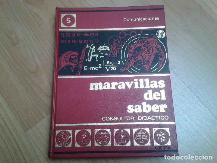Enciclopedias de segunda mano: Enciclopedia completa ( 12 Tom ) Maravillas del saber - Consultor didáctico - Credsa Ediciones, 1976 - Foto 18 - 92126680