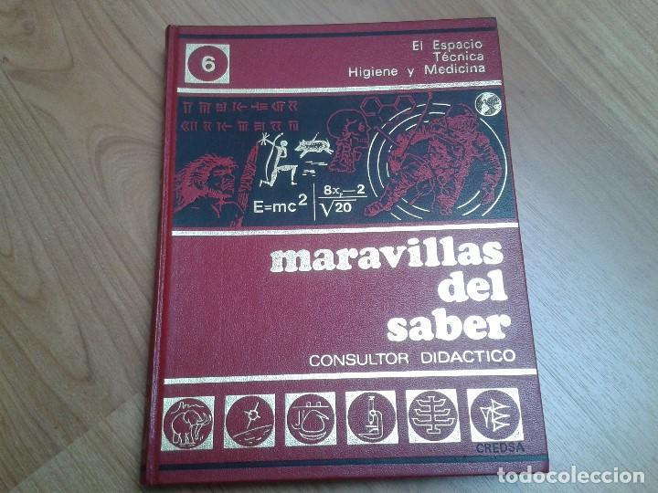 Enciclopedias de segunda mano: Enciclopedia completa ( 12 Tom ) Maravillas del saber - Consultor didáctico - Credsa Ediciones, 1976 - Foto 21 - 92126680