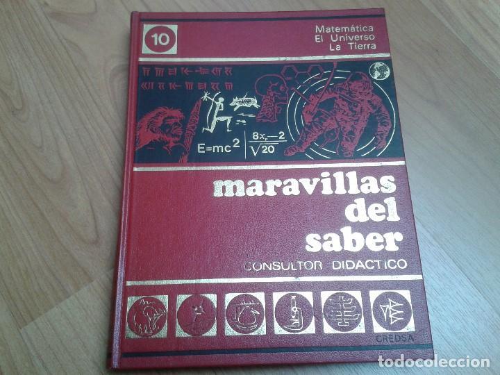 Enciclopedias de segunda mano: Enciclopedia completa ( 12 Tom ) Maravillas del saber - Consultor didáctico - Credsa Ediciones, 1976 - Foto 33 - 92126680
