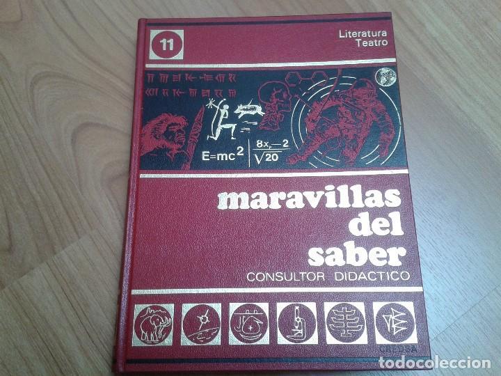 Enciclopedias de segunda mano: Enciclopedia completa ( 12 Tom ) Maravillas del saber - Consultor didáctico - Credsa Ediciones, 1976 - Foto 36 - 92126680