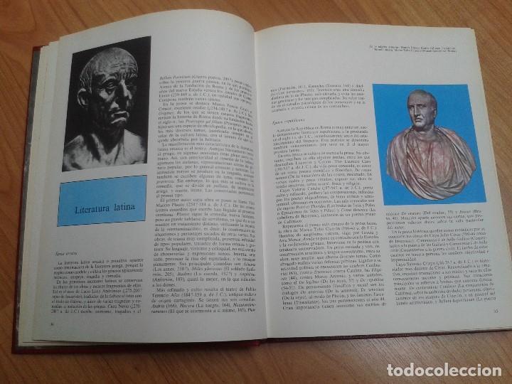 Enciclopedias de segunda mano: Enciclopedia completa ( 12 Tom ) Maravillas del saber - Consultor didáctico - Credsa Ediciones, 1976 - Foto 37 - 92126680