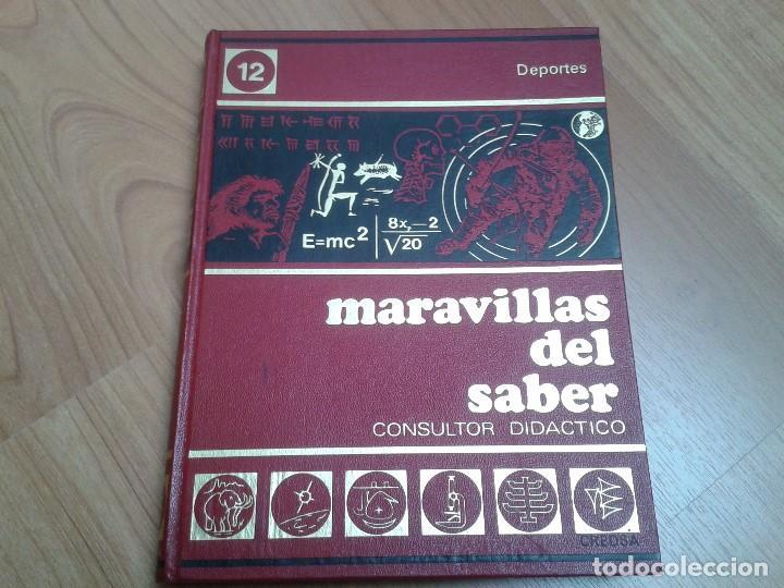 Enciclopedias de segunda mano: Enciclopedia completa ( 12 Tom ) Maravillas del saber - Consultor didáctico - Credsa Ediciones, 1976 - Foto 39 - 92126680