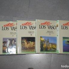 Livros em segunda mão: NOSOTROS LOS VASCOS. 5 TOMOS. MITOS, LEYENDAS Y COSTUMBRES. Lote 93802780