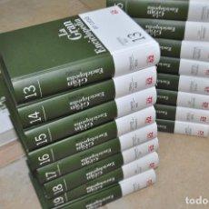 Enciclopedias de segunda mano: LA GRAN ENCICLOPÈDIA EN CATALÀ , COMPLERTA - EDICIONS 62 - 20 VOLUMS - ENM. Lote 94779791