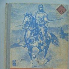 Enciclopedias de segunda mano: ESCUELA ANTIGUA : HISTORIA DE ESPAÑA , 2º GRADO . DE EDELVIVES 1960. Lote 95189295