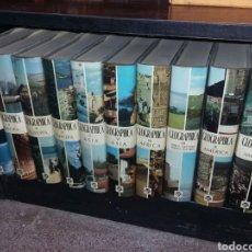 Enciclopedias de segunda mano: ENCICLOPEDIA GEOGRAPHICA - COMPLETA 10 TOMOS - SM05. Lote 95888232