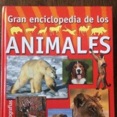 Enciclopedias de segunda mano: GRAN ENCICLOPEDIA DE LOS ANIMALES. Lote 96442494