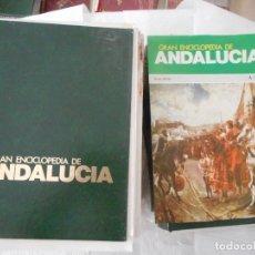 Enciclopedias de segunda mano: GRAN ENCICLOPEDIA DE ANDALUCÍA. 1979. 10 TOMOS. PROMOCIONES CULTURALES ANDALUZAS. PARA ENCUADERNAR. Lote 97153255