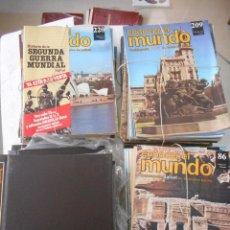 Enciclopedias de segunda mano: CONOCER EL MUNDO. SALVAT. 16 TOMOS. 225 FASCÍCULOS. 1975. PARA ENCUADERNAR. Lote 97234179