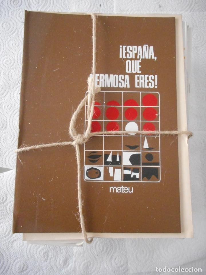 ESPAÑA, QUE HERMOSA ERES. MATEU. 2 TOMOS. BUEN ESTADO (Libros de Segunda Mano - Enciclopedias)