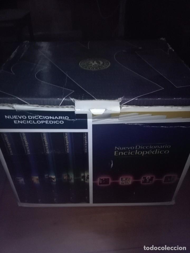 Enciclopedias de segunda mano: NUEVO DICCIONARIO ENCICLOPÉDICO. COMPLETO 10 TOMOS. NUEVO PRECINTADO. R - Foto 2 - 97418003