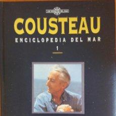 Enciclopedias de segunda mano: ENCICLOPEDIA DEL MAR. COUSTEAU. Lote 98113095