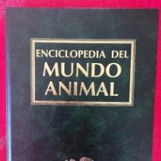 Enciclopedias de segunda mano: PEQUEÑOS HERBÍVOROS ROEDORES LAGOMORFOS ENCICLOPEDIA DEL MUNDO ANIMAL TOMO 5 . Lote 98474499