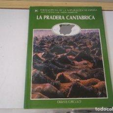 Enciclopedias de segunda mano: TOMO 7 LA PRADERA CANTABRICA ENCICLOPEDIA DE LA NATURALEZA DE ESPAÑA 1988 POSIBLE RECOGIDA MALLORCA. Lote 98702311