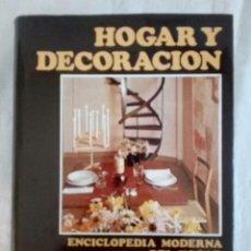Enciclopedias de segunda mano: HOGAR Y DECORACIÓN - BLUME NAUTA 1968. Lote 98735155