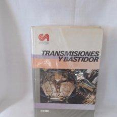 Enciclopedias de segunda mano: TRANSMISIONES Y BASTIDOR CEAC. Lote 98779447