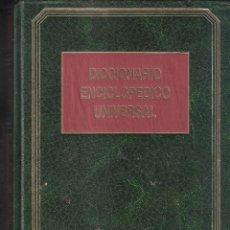 Enciclopedias de segunda mano: DICCIONARIO ENCICLOPÉDICO UNIVERSAL. COLECCIÓN AULA. TOMO II ( DIANA-NAVÍO). 1997. Lote 98841783