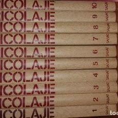 Enciclopedias de segunda mano: ENCICLOPEDIA SALVAT DEL BRICOLAGE. 10 TOMOS. Lote 98841859