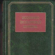 Enciclopedias de segunda mano: DICCIONARIO ENCICLOPÉDICO UNIVERSAL. COLECCIÓN AULA. TOMO III ( NAYARIT- ZWEIG). 1997.. Lote 98842099
