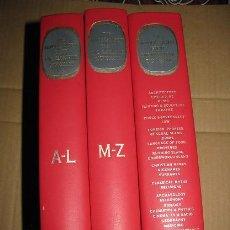 Enciclopedias de segunda mano: THE READER'S DIGEST GREAT ENCYCLOPEDIC DICTIONARY (3 VOL.) ¡¡OFERTA 3X2!! (LEER DESCRIPCION). Lote 99242239