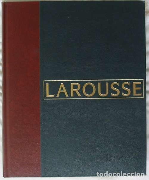 Enciclopedias de segunda mano: DICCIONARIO ENCICLOPÉDICO LAROUSSE - COMPLETO + 1 TOMO SUPLEMENTO - 2852 PÁGINAS - VER - Foto 2 - 99282095
