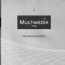 Enciclopedias de segunda mano: GRAN ENCICLOPEDIA PLANETA MULTIMEDIA 2005, TOMO 1: HUMANIDADES. Lote 101242735