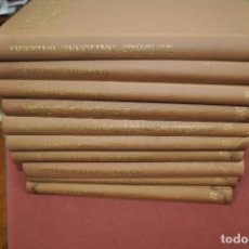 Enciclopedias de segunda mano: 10 TOMOS MUSEOS Y MONUMENTOS - SALVAT - ENM. Lote 101515319