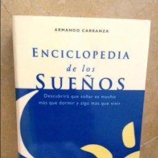 Enciclopedias de segunda mano: ENCICLOPEDIA DE LOS SUEÑOS (ARMANDO CARRANZA) PLANETA. Lote 101685775