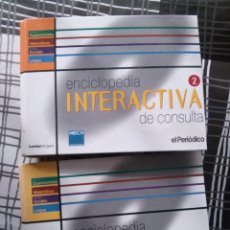 Enciclopedias de segunda mano: ENCICLOPEDIA INTERACTIVA DE CONSULTA EN 35 CDS. Lote 102353987