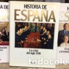 Enciclopedias de segunda mano: HISTORIA DE ESPAÑA. Lote 103869227
