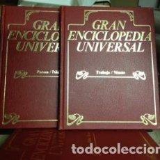 Enciclopedias de segunda mano: GRAN ENCICLOPEDIA UNIVERSAL. Lote 103869395