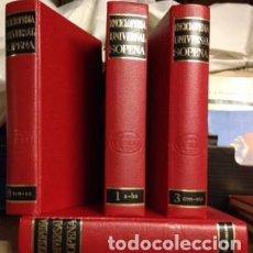 Enciclopedias de segunda mano: ENCICLOPEDIA UNIVERSAL SOPENA. Lote 103869547