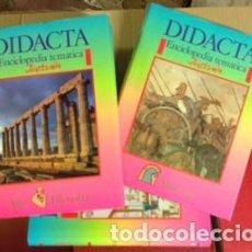 Enciclopedias de segunda mano: ENCICLOPEDIA TEMÁTICA DIDACTA. Lote 103869963
