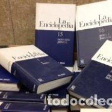 Enciclopedias de segunda mano: LA ENCICLOPEDIA, EL PAIS. Lote 103871663
