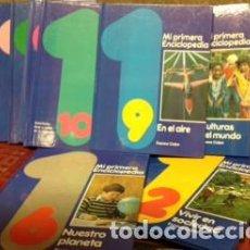 Enciclopedias de segunda mano: MI PRIMERA ENCICLOPEDIA. Lote 103872223