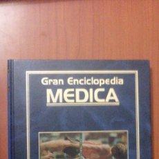 Enciclopedias de segunda mano: GRAN ENCICLOPEDIA MÉDICA - VOLUMEN 3: CE / CHE. Lote 103873707