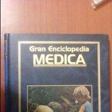 Enciclopedias de segunda mano: GRAN ENCICLOPEDIA MÉDICA - VOLUMEN 6: GEN / HIP. Lote 103876059