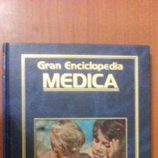 Enciclopedias de segunda mano: GRAN ENCICLOPEDIA MÉDICA - VOLUMEN 11: RA / TO. Lote 103878855