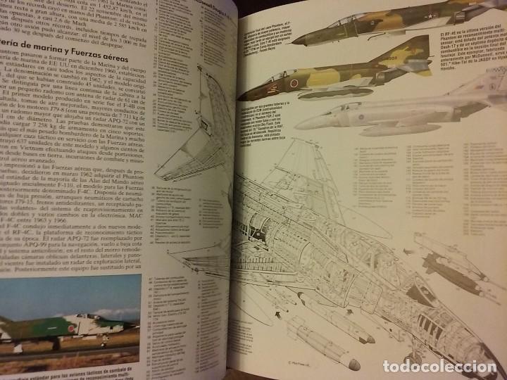 Enciclopedias de segunda mano: ENCICLOPEDIA ILUSTRADA DE LA AVIACIÓN, EDITORIAL DELTA - Foto 2 - 175326923