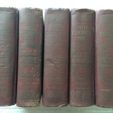 Enciclopedias de segunda mano: ENCICLOPEDIA SOPENA / AÑO 1953 / 5 TOMOS / COMPLETA.. Lote 105643076