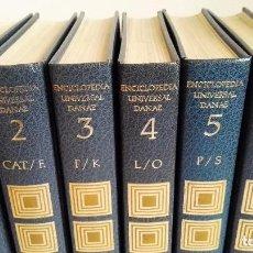 Enciclopedias de segunda mano: ENCICLOPEDIA UNIVERSAL DANAE. Lote 105748291