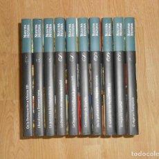 Enciclopedias de segunda mano - NUESTRA HISTORIA. 10 TOMOS VOLUMENES. SIGNO EDITORES. TDKLT - 107086499